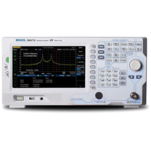 RIGOL DSA710 - 100kHz to 1GHz Spectrum Analyzer Image