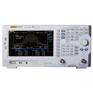 RIGOL DSA815 - 1.5 GHz Spectrum Analyzer Image
